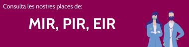 MIR, PIR, EIR
