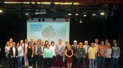 Benito Menni CASM, junt amb 23 entitats i institucions constituixen la Taula de la Salut Mental de Sant Boi