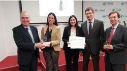 Benito Menni CASM rep el primer Premi Innovació en Gestió de pacients de la Unió Catalana d'Hospitals