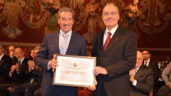 L'Hospital Benito Menni rep el premi FAD d'Excel·lència en Qualitat en Salut Mental i Adiccions