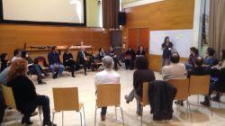 Reunió del grup de treball dels membres de la Taula de Salut Mental de St Boi