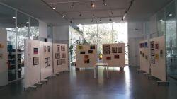 Exposició del grup artístic Pinzellades