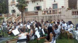 Concert de l'Orquestra Comunitaria de St Boi