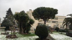 La neu visita els nostre centres