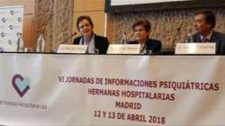 VI Jornades  de la revista ''informaciones psiquiàtricas''