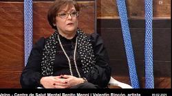 Entrevista a la doctora Bosque al programa Veïns