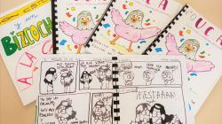 """Neix el fanzine """"UCA"""" (Unidad Creativa Adolescente), la nova publicació feta i pensada per usuaris/es de la Unitat d'Adolescents"""