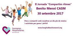 II Jornada Benito Menni CASM de portes obertes ''Compartim ritmes''