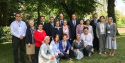 Laïcs hospitalaris participen activament en el XXI Capítol general