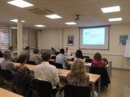 Una delegació d'empreses i institucions daneses visiten Benito Menni CASM