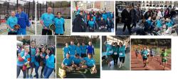 Solidaritat i esport a la cloenda dels BCN Salut Games 2019.