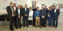 Visita del Sr Arquebisbe d'Urgell i Copríncep d'Andorra,  Monsenyor Joan Enric Vives i Sicília