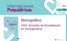 Nou número de la revista ''Informaciones Psiquiátricas''