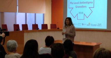 Presentació del Pla Local de Lluita Antiestigma de Granollers