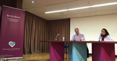 Xerrada sobre Valors Hospitalaris: La intimitat. Professor Torralba