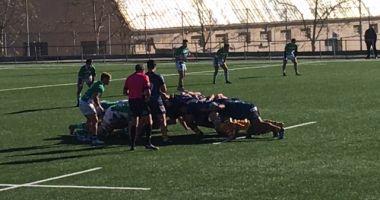 La UE Santboiana de rugby, solidària amb Benito Menni CASM