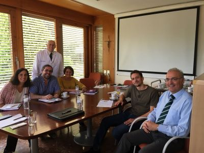 Consell Assessor Pacients i Familiars Benito Menni CASM