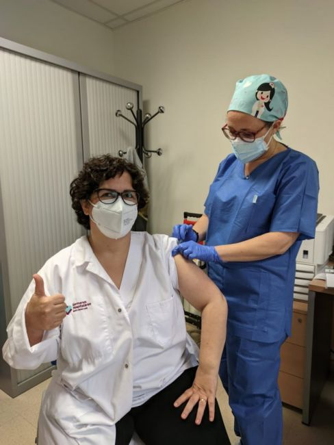 2a dosi vacuna