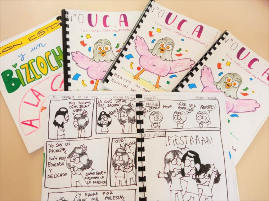 Fanzine UCA