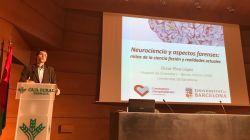 Conferencia de Clausura del primer Congreso Nacional de Neuropsicología Jurídica y Forense