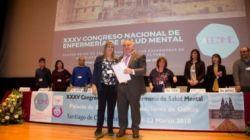 Eva Mª Luján, enfermera de Benito Menni CASM, gana el XVI Premio de Investigación de la Asociación Española de Enfermería de Salud Mental