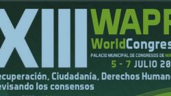 XXIII World congres -Asociación Mundial de Rehabilitación Psicosocial (WAPR)  Recuperación ciudadanía, Derechos humanos. Revisando los consensos