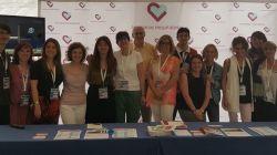 Profsionales de Hermanas Hospitalarias en el Congreso Mundial de Rehabilitación Psicosocial