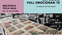 Un projecte que es reinventa per mantenir el vincle entre joves i usuaris del Servei de Rehabilitació Comunitària Santa Eulàlia