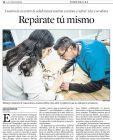 El espacio Renueva, Repara de Benito Menni CASM, en la Vanguardia