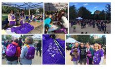 Més de 300 persones participen en la IV Caminada Popular per la Salut Mental a Granollers