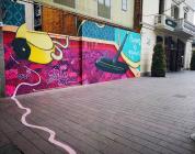 32 joves artistes de tot Europa i usuaris de Benito Menni CASM elaboraran un mural contra l'estigma en salut mental