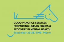 Good practices services: Promoting human rigths and recovery in mental health